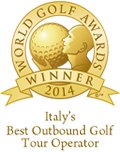 italys best outbound golf tour operator 2014 winner shield gold 128